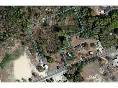 Anson County Residential Lots & Land For Sale: Robinson Bridge Road
