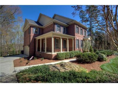 Davidson Single Family Home For Sale: 19800 Callaway Hills Lane
