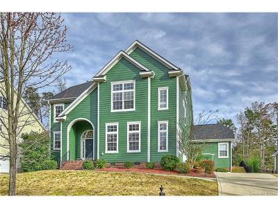 Charlotte Single Family Home For Sale: 10119 Daufuskie Drive