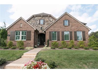 Cornelius Single Family Home For Sale: 8915 Robbins Pond Road