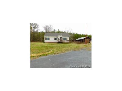 Anson County Single Family Home For Sale: 8960 Hwy 74 Highway W