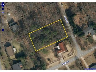 Hickory NC Residential Lots & Land For Sale: $7,500