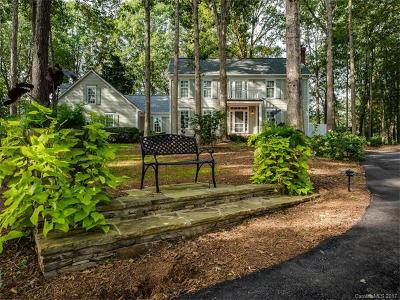 Waxhaw Single Family Home For Sale: 1820 Waxhaw Marvin Road