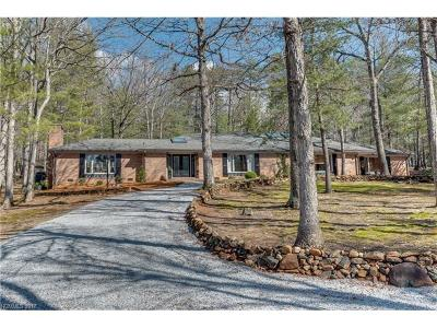 Tryon Single Family Home For Sale: 415 Wild Horse Lane