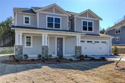 Mooresville Single Family Home For Sale: 197 Country Lake Drive
