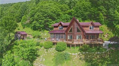 Marshall Single Family Home For Sale: 230 Farmer Mountain Road