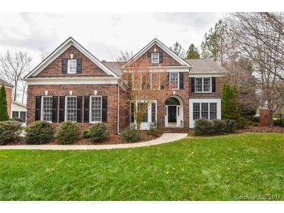 Matthews Single Family Home For Sale: 1063 Elizabeth Manor Court