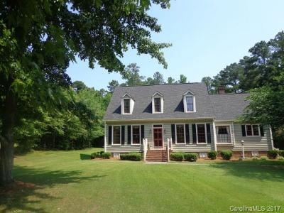 Wadesboro Single Family Home Under Contract-Show: 215 Williamsburg Lane