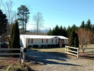Tryon Single Family Home For Sale: 1835 Moore Road