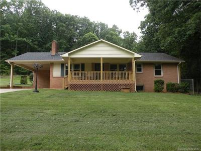 Single Family Home For Sale: 6267 Little Mountain Road