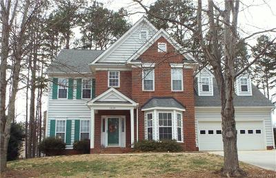Cabarrus County Single Family Home For Sale: 1659 Heather Glen Road