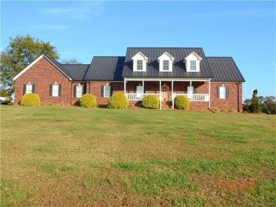 Anson County Single Family Home For Sale: 2984 George Wright Road