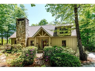 Lake Toxaway Single Family Home For Sale: 110 Mills Creek Drive #3K