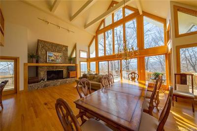 Waynesville Single Family Home For Sale: 65 Deer Run Drive