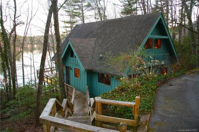 Lake Toxaway Single Family Home For Sale: 3164 West Club Boulevard