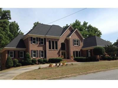 Cherryville Single Family Home For Sale: 302 W Ballard Street