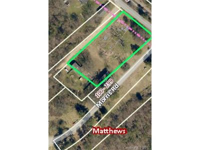 Residential Lots & Land For Sale: 842 Charles Street