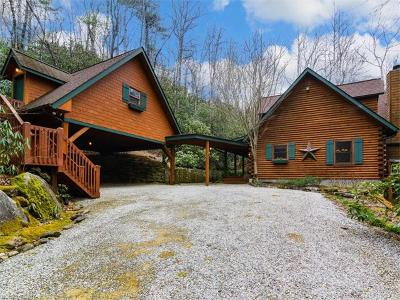 Lake Toxaway Single Family Home For Sale: 399 W Club Boulevard #3 LM