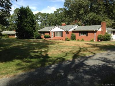 Charlotte Single Family Home For Sale: 4429 Back Creek Church Road
