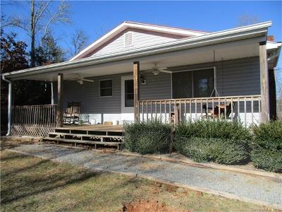 Pisgah Forest Single Family Home For Sale: 289 E Edwards Road