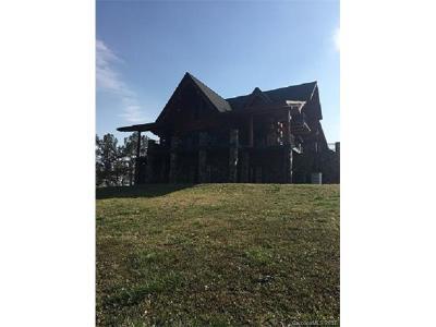 Anson County Single Family Home For Sale: 268 Buffalo Bay Drive #7 a, b,