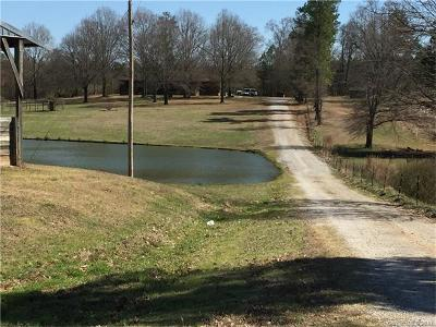 Anson County Single Family Home For Sale: 1825 S Prison Camp Road