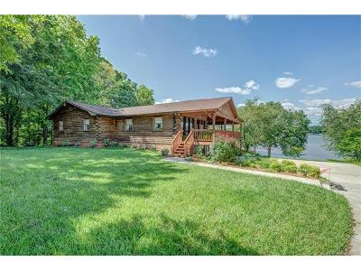 Cherryville Single Family Home For Sale: 107 Lake Shore Court