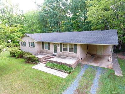 Anson County Single Family Home For Sale: 385 Whispering Pines Road