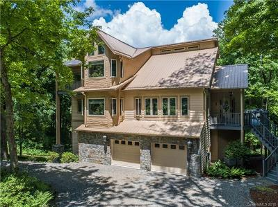 Waynesville Single Family Home For Sale: 1082 Apple Creek Road