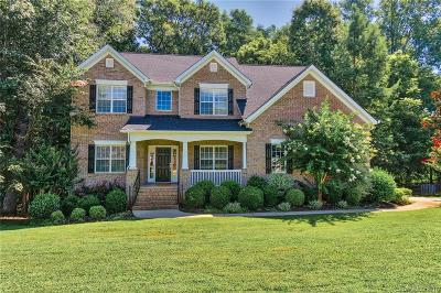 Mooresville Single Family Home For Sale: 116 Longboat Road