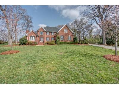 Gastonia Single Family Home For Sale: 3607 Roxburgh Lane