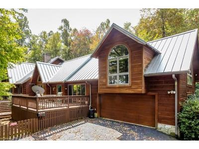 Bat Cave, Black Mountain, Chimney Rock, Lake Lure, Rutherfordton, Union Mills, Bostic, Columbus, Tryon, Saluda, Mill Spring Single Family Home For Sale: 143 Shop Creek Court #16