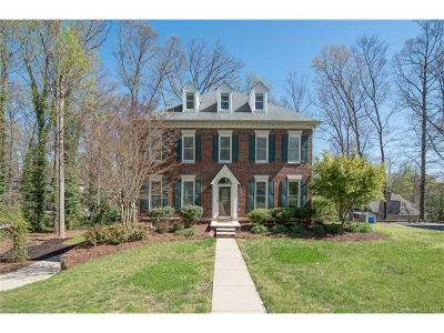 Kannapolis Single Family Home For Sale: 636 Peacehaven Road