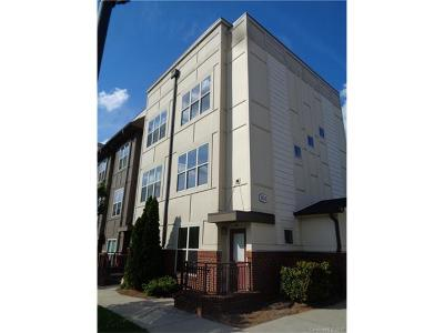 Charlotte Condo/Townhouse Under Contract-Show: 853 Seigle Point Drive #5