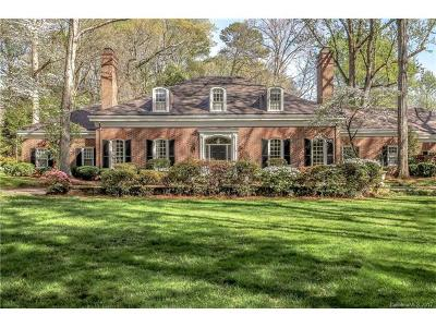 Foxcroft Single Family Home For Sale: 2545 Red Fox Trail