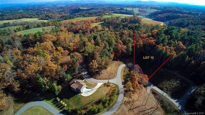 Leicester Residential Lots & Land For Sale: 95 Timber Ridge Circle #LOT 13