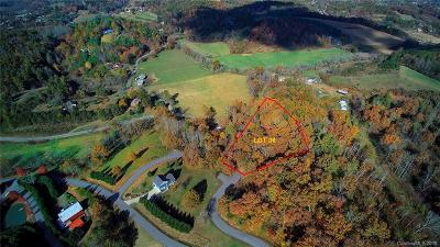 Leicester Residential Lots & Land For Sale: 16 Cherry Top Trail #LOT 6