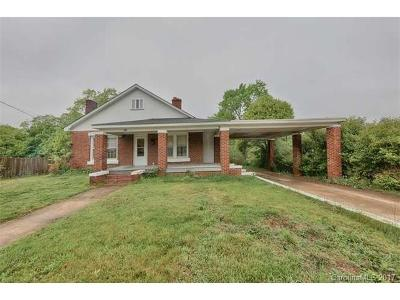 Mooresville Single Family Home For Sale: 458 N Broad Street