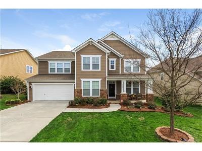 Waxhaw Single Family Home For Sale: 2508 Trading Ford Drive