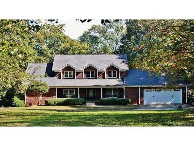 Charlotte Single Family Home For Sale: 7120 Sonoma Lane