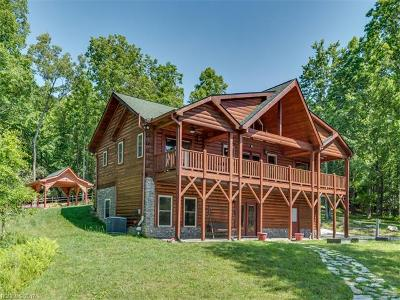 Mills River Single Family Home For Sale: 71 Yonder Trail