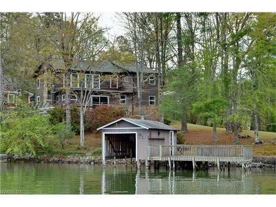Lake Lure Single Family Home For Sale: 270 Picnic Point Road
