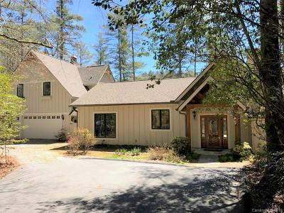 Transylvania County Single Family Home For Sale: 2153 Upper Whitewater Road #188