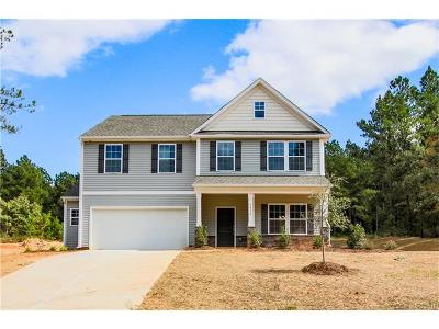 Waxhaw Single Family Home For Sale: 6016 Hawk View Road