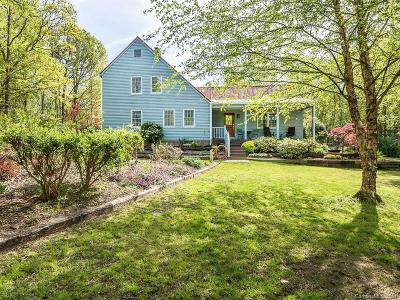 Monroe Single Family Home Under Contract-Show: 4429 Wolf Pond Road