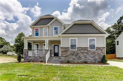 Indian Trail Single Family Home For Sale: 2255 Balting Glass Drive #Lot 70