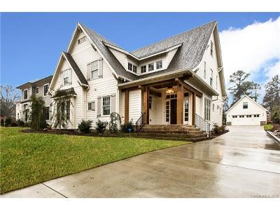 Charlotte Single Family Home For Sale: 2122 Vernon Drive