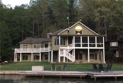 Lake Lure Single Family Home For Sale: 2385 Buffalo Shoals Road #2 &