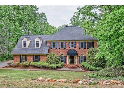Cramerton Single Family Home For Sale: 509 Maymont Drive