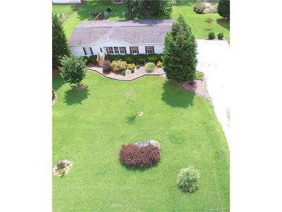 Davidson Single Family Home For Sale: 14242 E Rocky River Road